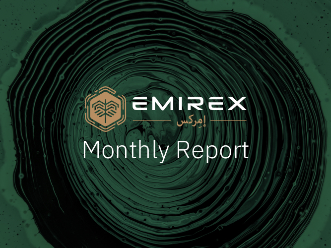 Emirex Monthly Report