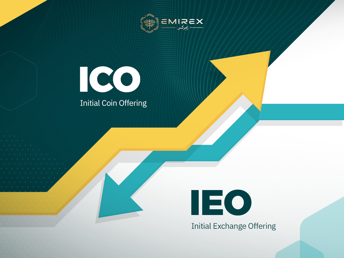 ICO and IEO